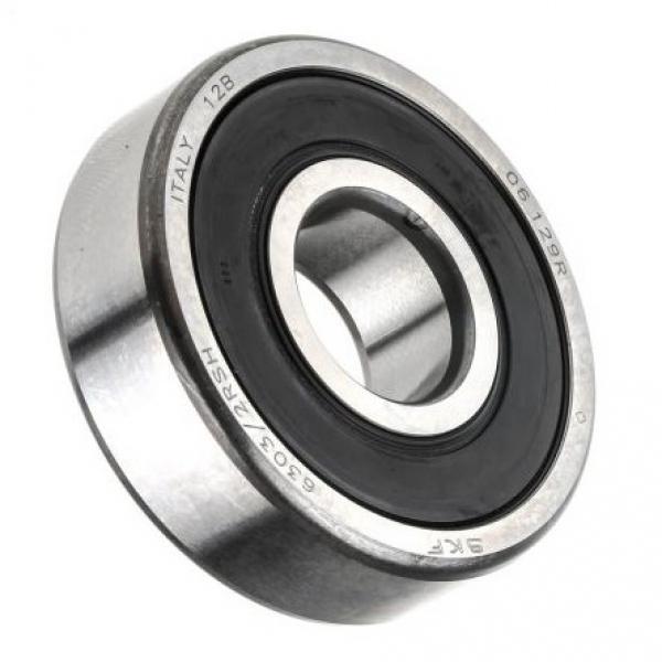 Deep Groove Ball Bearing Auto Motor Ball Bearing (6300-ZZ 6301-ZZ 6302-ZZ 6303-ZZ 6304-ZZ 6305-ZZ 6306-ZZ) #1 image