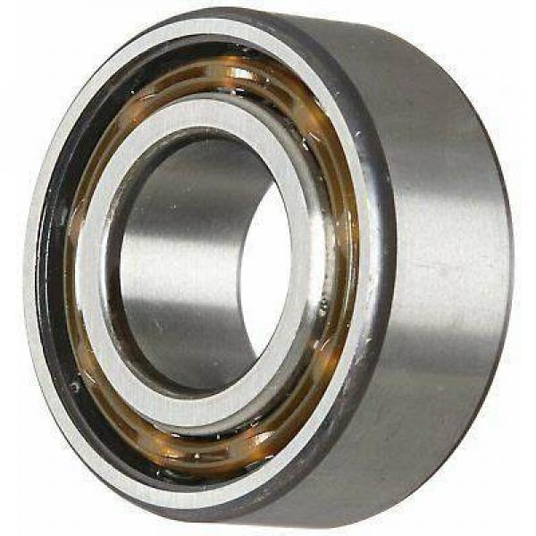 NACHI 3205 Double Row Angular Contact Ball Bearing Steel Cage #1 image