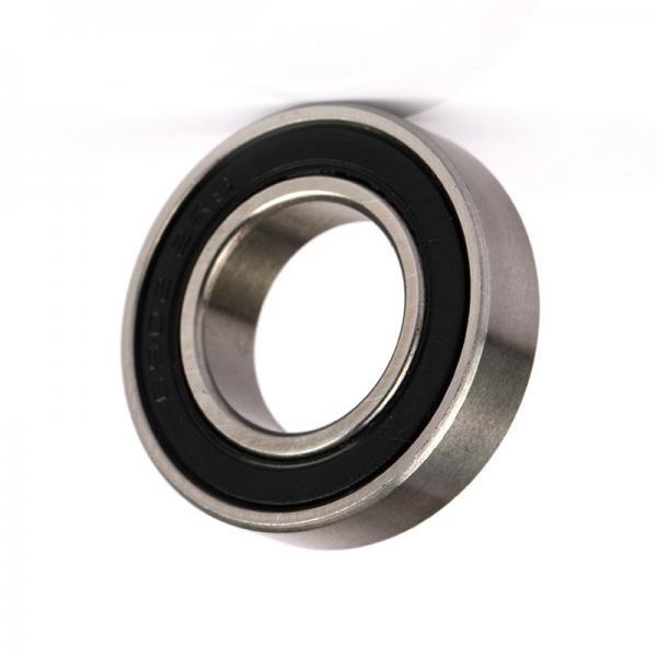 hybrid ceramic bearing 6903-2RS 61903 chrome steel rings #1 image