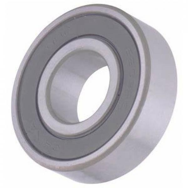 NTN NSK HCH deep groove ball bearing 6206 #1 image